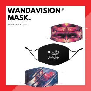 WandaVision Face Masks