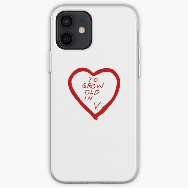Wandavision To Grow Old In V. iPhone Soft Case RB2904product Offical WandaVision Merch