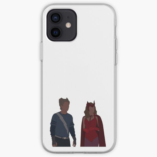 twins iPhone Soft Case RB2904product Offical WandaVision Merch