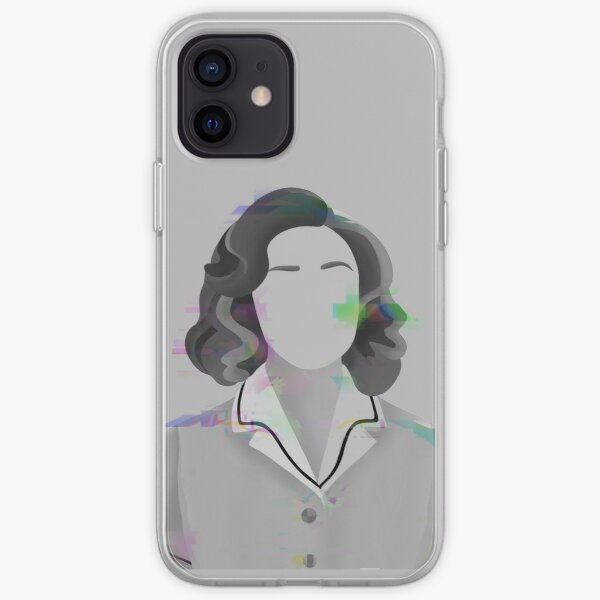 Who's Doing This To You Wanda?  iPhone Soft Case RB2904product Offical WandaVision Merch
