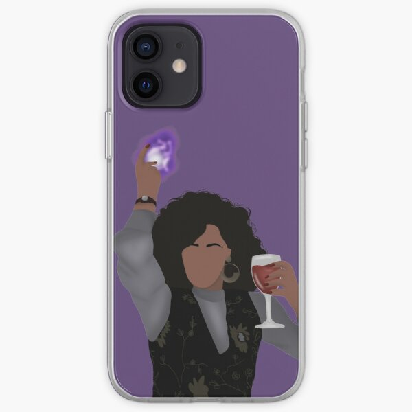 Agatha All Along iPhone Soft Case RB2904product Offical WandaVision Merch