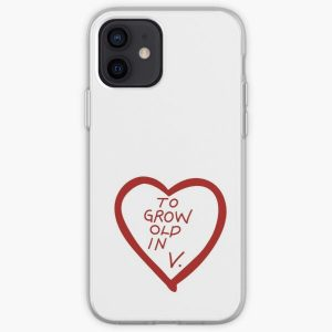 To grow old in v. iPhone Soft Case RB2904product Offical WandaVision Merch