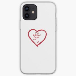 to grow old in  iPhone Soft Case RB2904product Offical WandaVision Merch