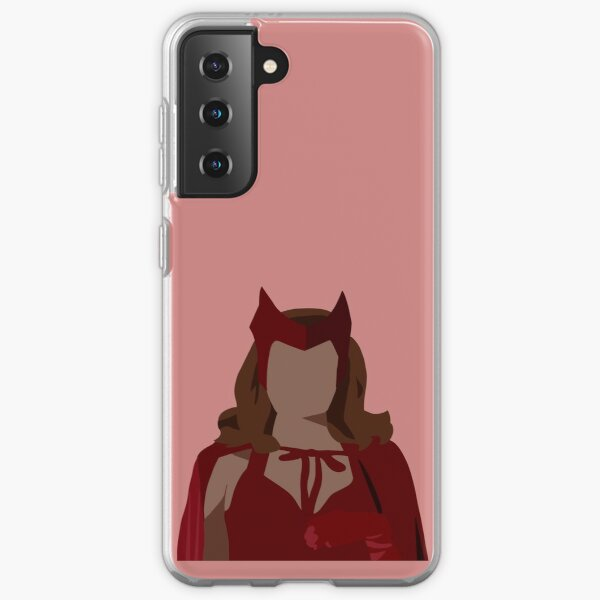 Halloween Witch Samsung Galaxy Soft Case RB2904product Offical WandaVision Merch