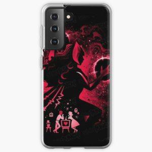wanda red Samsung Galaxy Soft Case RB2904product Offical WandaVision Merch