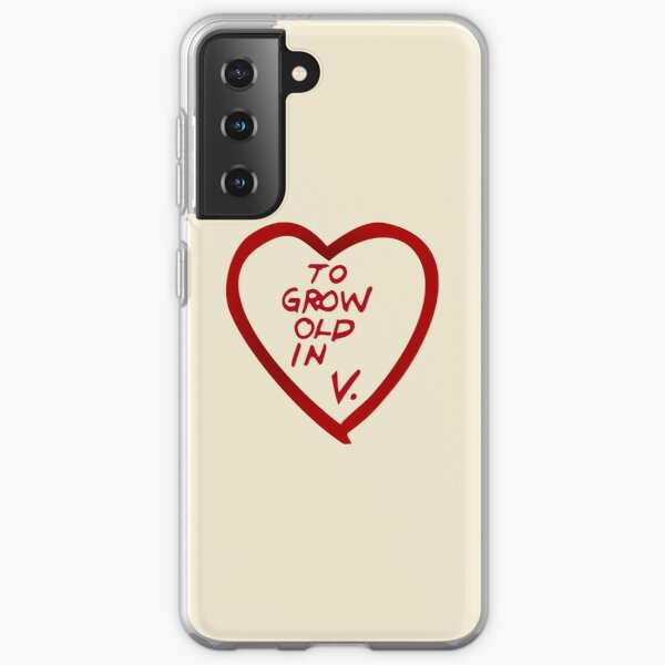 To Grow Old In V. Samsung Galaxy Soft Case RB2904product Offical WandaVision Merch