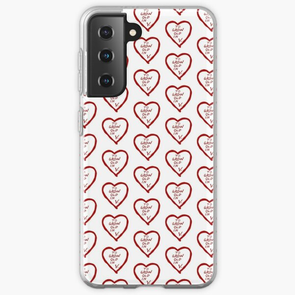 To Grow Old In Samsung Galaxy Soft Case RB2904product Offical WandaVision Merch