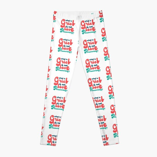 What is grief if not love persevering Leggings RB2904product Offical WandaVision Merch