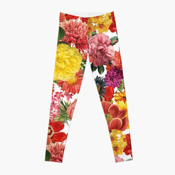 April Showers Bring May Flowers Leggings RB2904product Offical WandaVision Merch