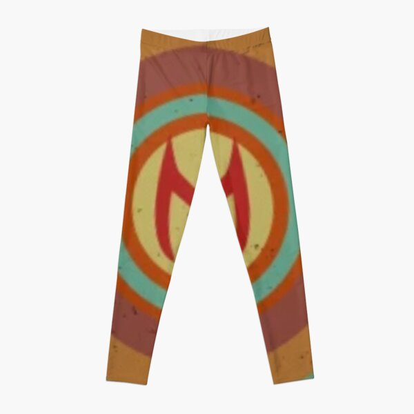 the witch pattern Leggings RB2904product Offical WandaVision Merch