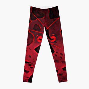 red magic Leggings RB2904product Offical WandaVision Merch