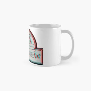 Welcome Classic Mug RB2904product Offical WandaVision Merch
