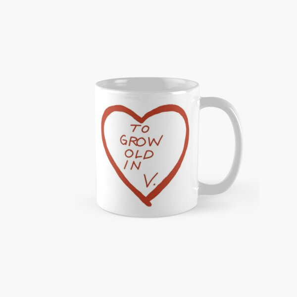 to grow old in | vision Classic Mug RB2904product Offical WandaVision Merch