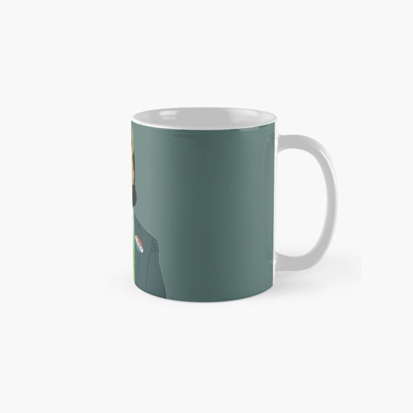 you know this man Classic Mug RB2904product Offical WandaVision Merch