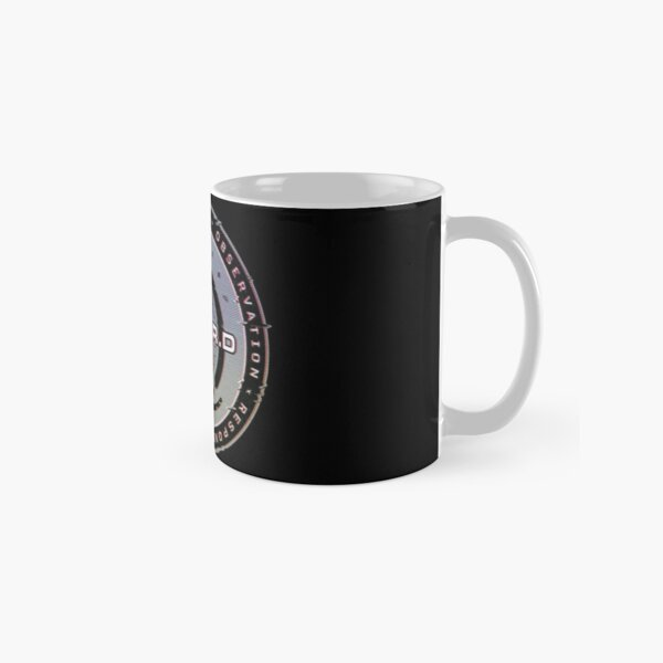 sign of witch Classic Mug RB2904product Offical WandaVision Merch