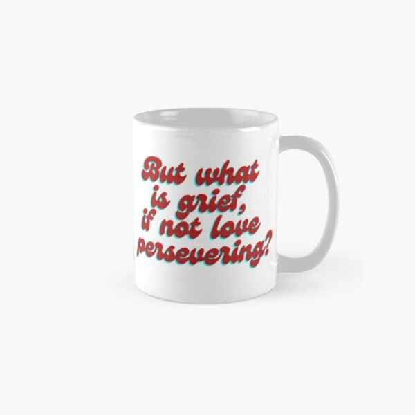 But what is grief, it not love persevering? Classic Mug RB2904product Offical WandaVision Merch