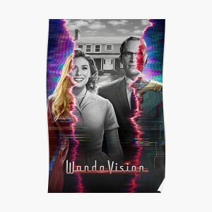 light visione Poster RB2904product Offical WandaVision Merch