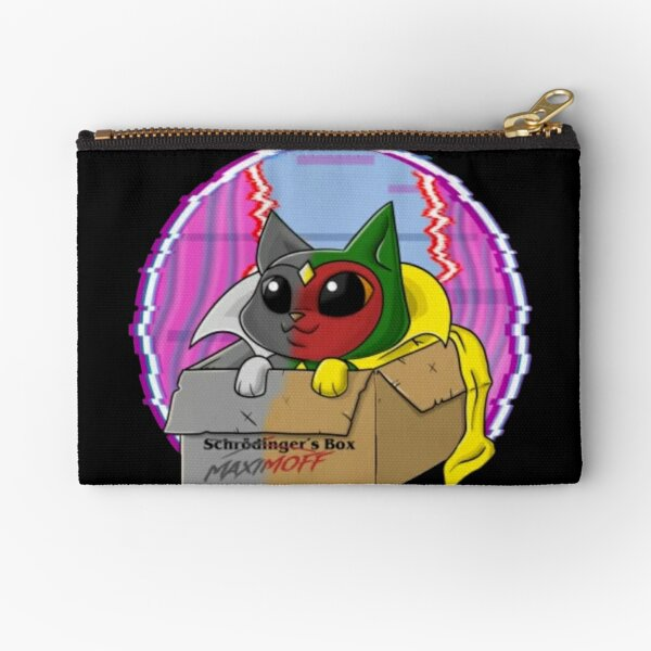 you know this one Zipper Pouch RB2904product Offical WandaVision Merch
