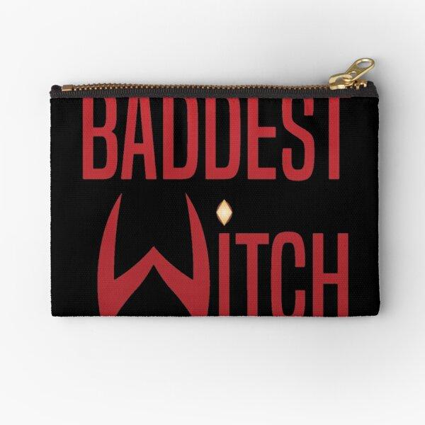 baddest witch ever Zipper Pouch RB2904product Offical WandaVision Merch