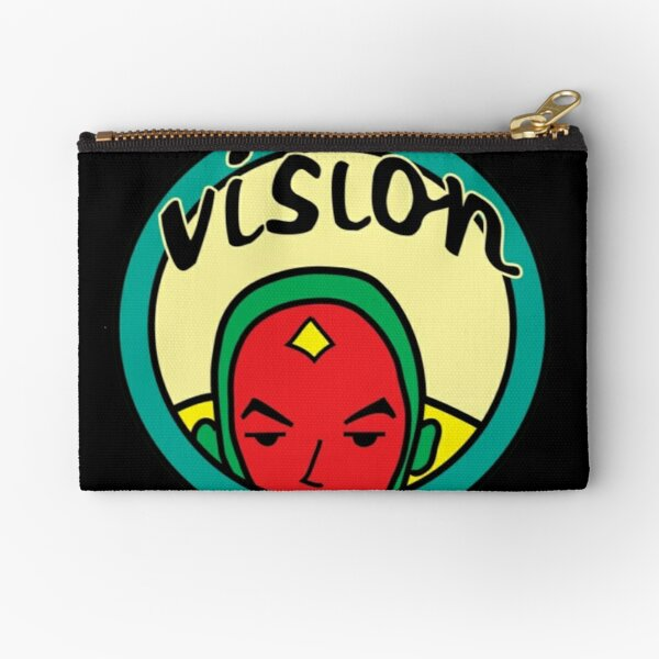 vision Zipper Pouch RB2904product Offical WandaVision Merch