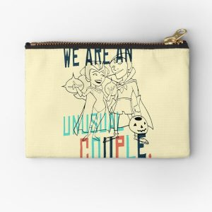 we re an unusual couple Zipper Pouch RB2904product Offical WandaVision Merch