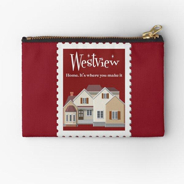 Westview Zipper Pouch RB2904product Offical WandaVision Merch