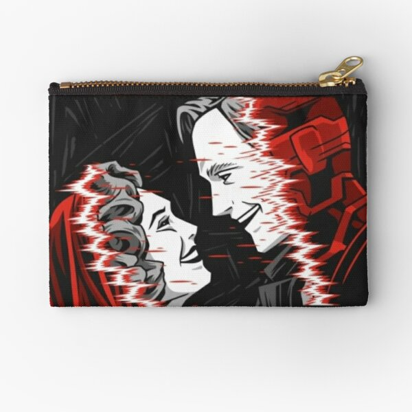 unusual couple Zipper Pouch RB2904product Offical WandaVision Merch
