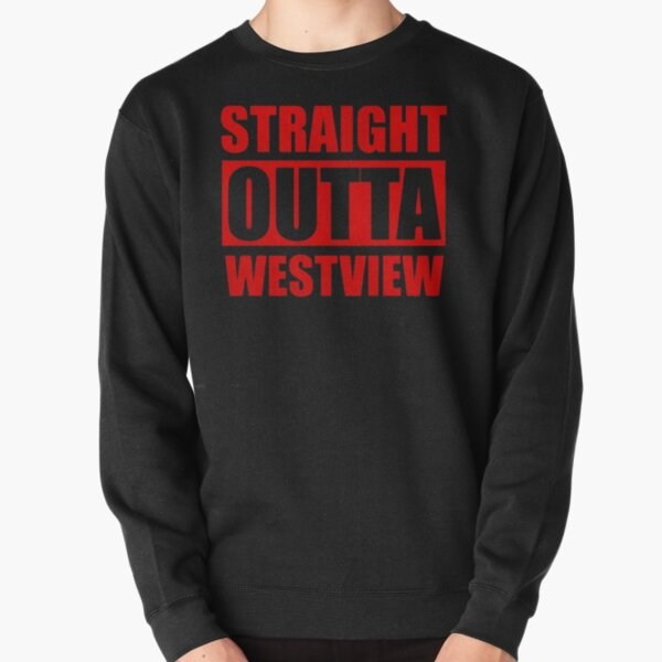 straight outta.. Pullover Sweatshirt RB2904product Offical WandaVision Merch