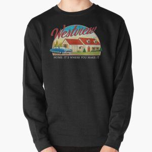 westview 001 Pullover Sweatshirt RB2904product Offical WandaVision Merch