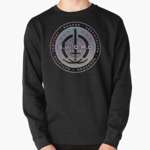 sign of witch Pullover Sweatshirt RB2904product Offical WandaVision Merch