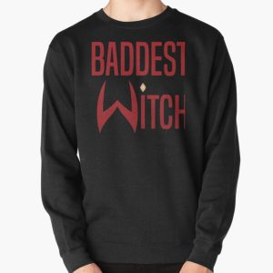 baddest witch ever Pullover Sweatshirt RB2904product Offical WandaVision Merch