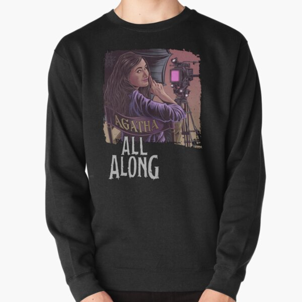 It was agatha all along  Pullover Sweatshirt RB2904product Offical WandaVision Merch