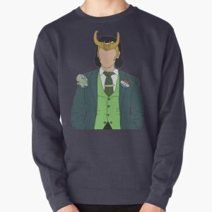 you know this man Pullover Sweatshirt RB2904product Offical WandaVision Merch