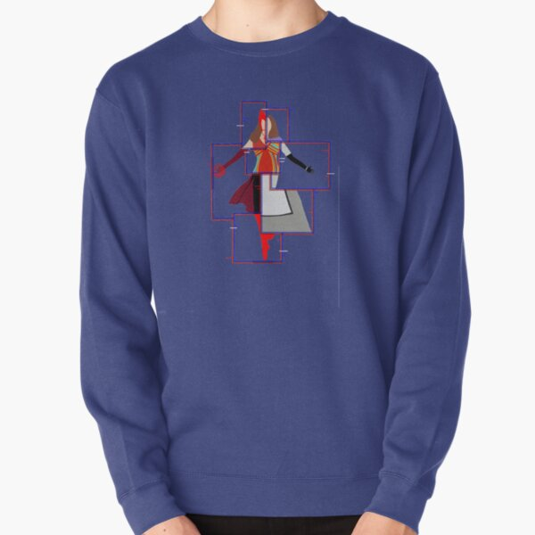 The Many Styles of Wanda Pullover Sweatshirt RB2904product Offical WandaVision Merch