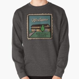 westview stamp Pullover Sweatshirt RB2904product Offical WandaVision Merch