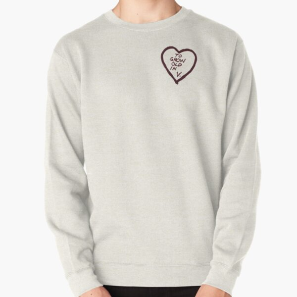 to grow old in, V.  Pullover Sweatshirt RB2904product Offical WandaVision Merch