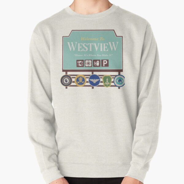 vintage story Pullover Sweatshirt RB2904product Offical WandaVision Merch