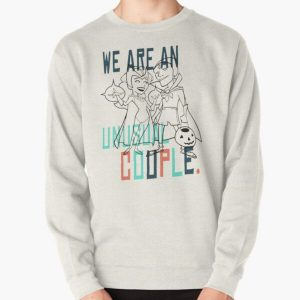 we re an unusual couple Pullover Sweatshirt RB2904product Offical WandaVision Merch