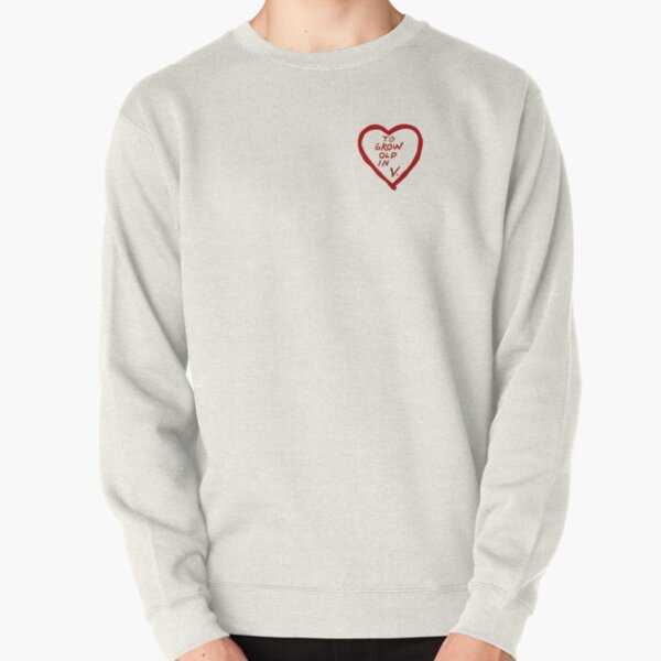 To Grow Old In Pullover Sweatshirt RB2904product Offical WandaVision Merch