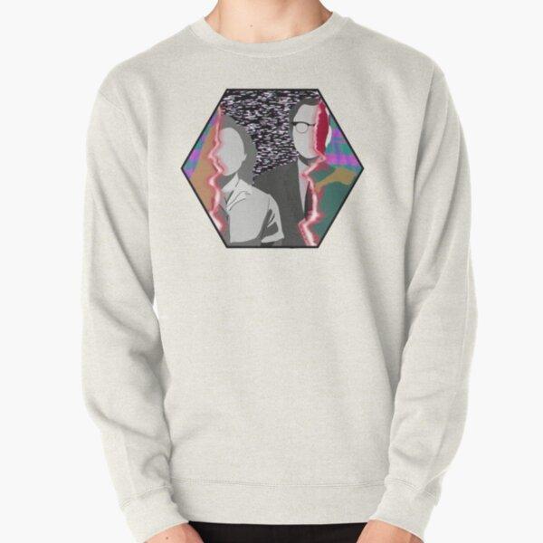 haxagon art Pullover Sweatshirt RB2904product Offical WandaVision Merch