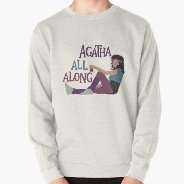 Agatha All Along  Pullover Sweatshirt RB2904product Offical WandaVision Merch
