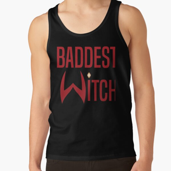 baddest witch ever Tank Top RB2904product Offical WandaVision Merch