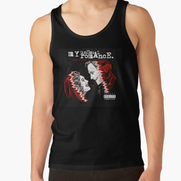 unusual couple Tank Top RB2904product Offical WandaVision Merch