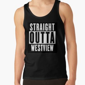 straight outta..2 Tank Top RB2904product Offical WandaVision Merch