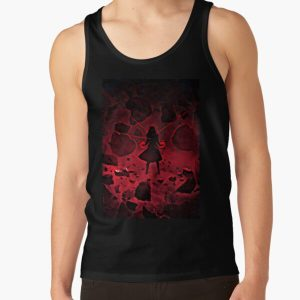 red magic Tank Top RB2904product Offical WandaVision Merch