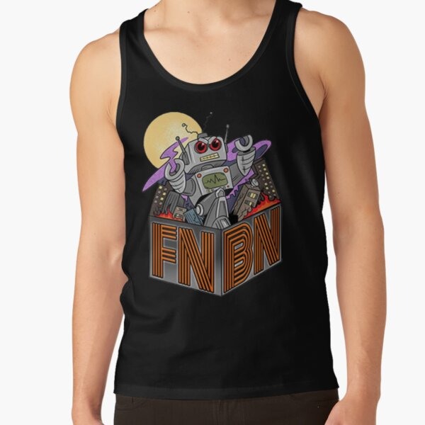 robotic one  Tank Top RB2904product Offical WandaVision Merch