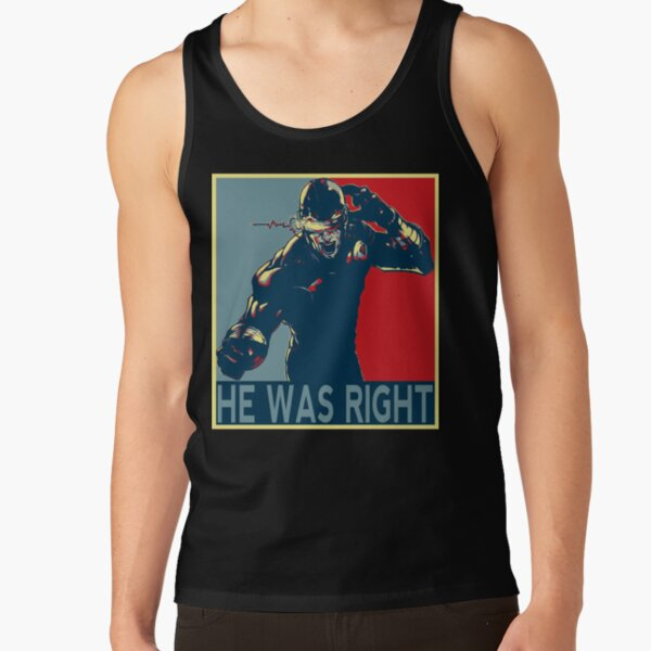 he was right Tank Top RB2904product Offical WandaVision Merch