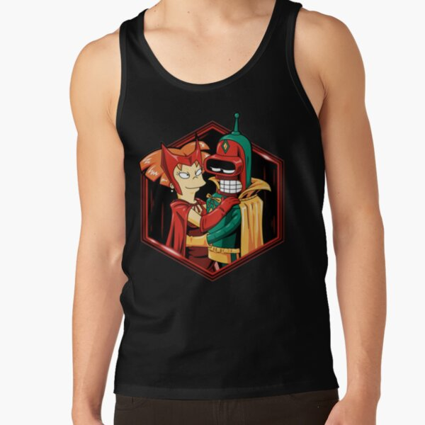 hexagon witch Tank Top RB2904product Offical WandaVision Merch