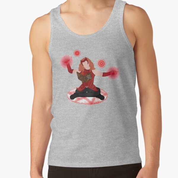 just magic 2 Tank Top RB2904product Offical WandaVision Merch