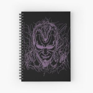 hero line  Spiral Notebook RB2904product Offical WandaVision Merch